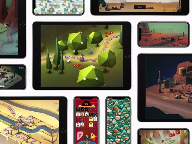 Apple Arcade est mis en ligne pour les bêta-testeurs sur iOS 13