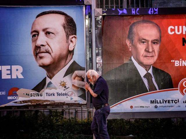 Le triomphe des Turquies
