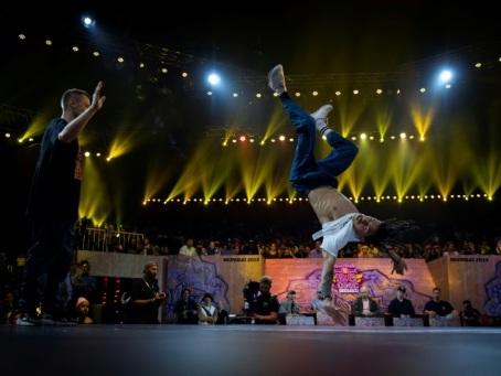 Mondial de breakdance: l'art d'être un athlète