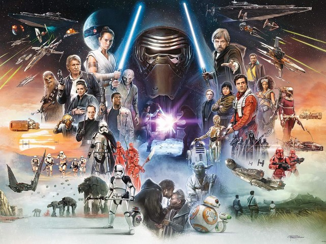 Star Wars – L'Ascension de Skywalker : J-2 avant la mise en ligne de la nouvelle bande annonce !