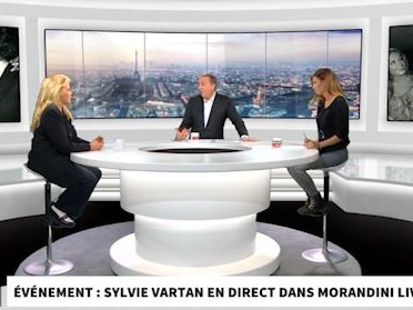 Morandini Live – Sylvie Vartan : pourquoi son hommage à Johnny Hallyday sera le dernier (vidéo)