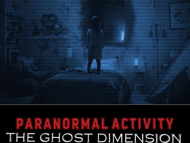 L'intégrale Paranormal Activity sur OCS (5 films).