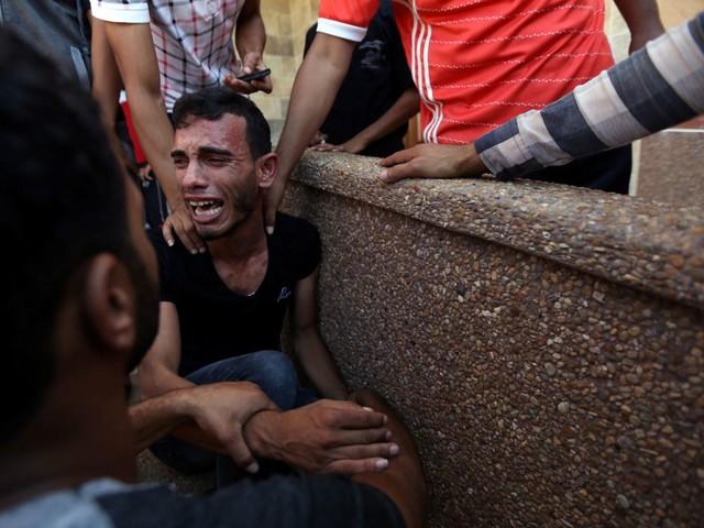 Deux Palestiniens tués par des tirs israéliens près d'Erez