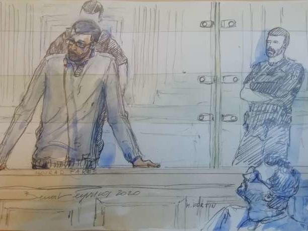 Mourad Farès, condamné à 22ans de prison: «J'étais dans une optique djihadiste, mais pas terroriste»