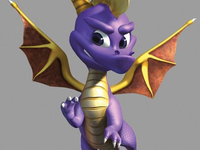 Spyro : bientôt un remaster sur PS4 ?