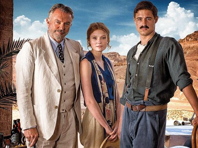 La série britannique Toutankhamon avec Max Irons diffusée en mars sur Histoire.