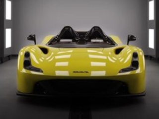 Stradale, une première voiture homologuée pour la route chez Dallara