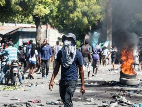 Crise politique en Haïti: situation humanitaire inquiétante selon l'ONU