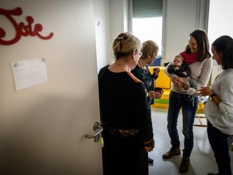 À Bourgoin-Jallieu, une Maison de naissance à l'écoute des futurs parents