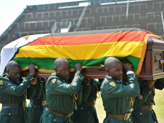 Le Zimbabwe et l'Afrique disent adieu à l'ex-président Mugabe