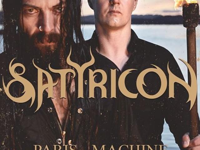 Satyricon dérouille la machine