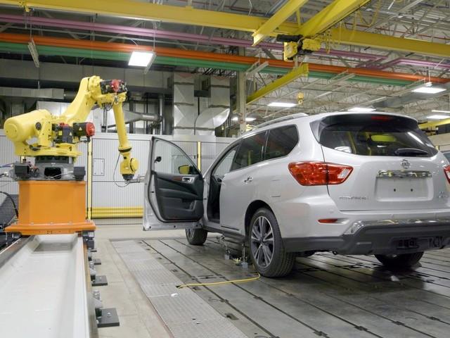 Nissan accueille Rosie, un robot aux qualités exceptionnelles