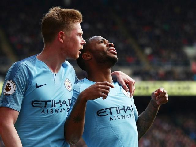 Premier League: Man City reprend la tête…