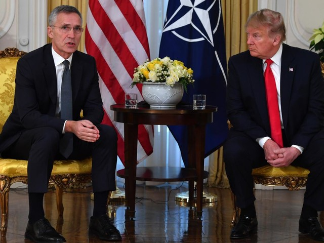 DIRECT. Otan : Donald Trump attaque Emmanuel Macron, avant le sommet du 70e anniversaire