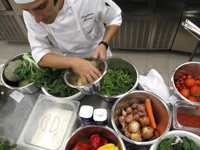 Gastronomie: Quand les cuisines italienne et belge s'invitent dans nos assiettes