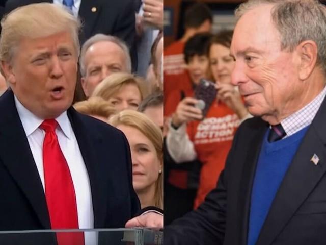 Au Super Bowl 2020, les candidats milliardaires s'incrustent au milieu des pubs