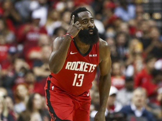 Basket - NBA - NBA : James Harden cartonne avec Houston, les Los Angeles Lakers en balade