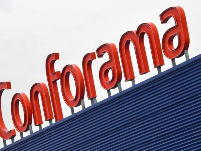 Conforama prévoit 1900suppressions de postes en France et une quarantaine de fermetures de magasins