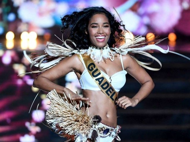 Vidéo. Miss France : Clémence Botino fait un retour triomphal en Guadeloupe
