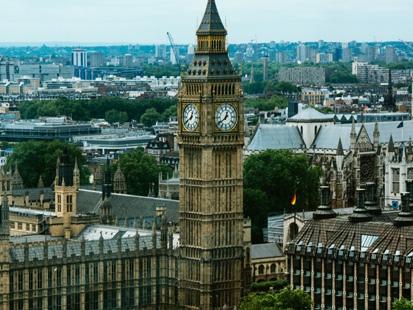 Eurostar : réservez vos billets pour aller à Londres au printemps 2019