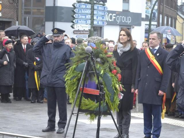 75 ans de la Bataille des Ardennes: l'hommage de Bastogne et de la nation américaine aux vétérans