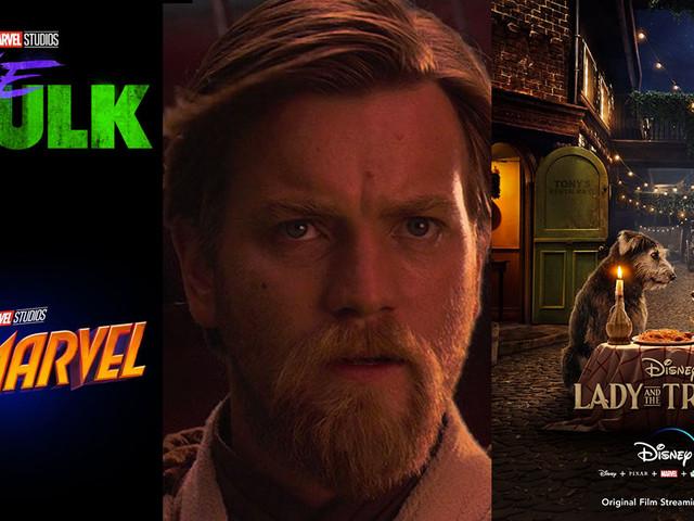 Disney+ : le retour d'Obi-Wan, 3 nouvelles séries pour la phase 4 du MCU, l'essentiel de la conférence