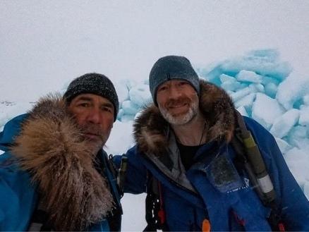 Mike Horn : son expédition ralentit à cause d'un nouveau coup dur