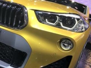 Salon de Détroit : présentation du X2, le nouveau SUV compact de chez BMW
