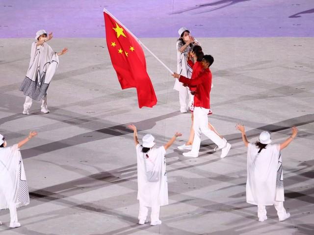"""JO : La Chine reproche à NBC la diffusion d'une """"carte incomplète"""""""