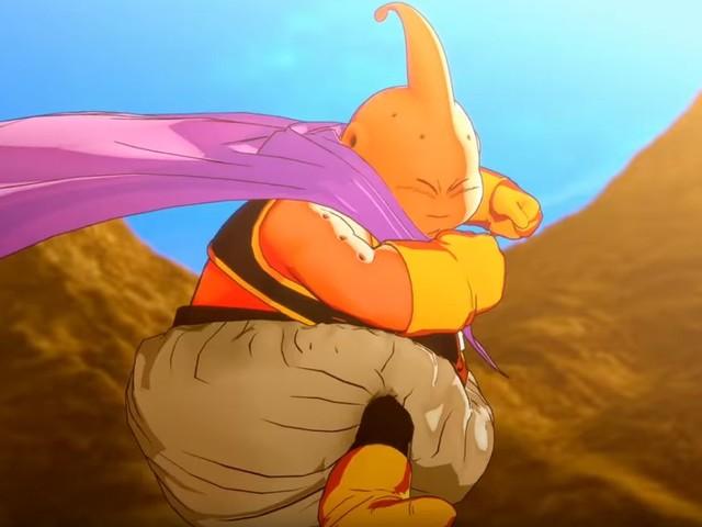 Dragon Ball Z Kakarot : les joueurs en verront le Bou