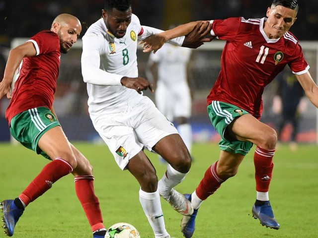"CAN 2019: ""On sait qu'on a un groupe au top"", se réjouit Fayçal Fajr"