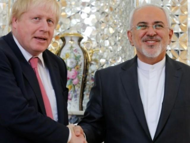 Boris Johnson en Iran pour oeuvrer à la libération d'une Irano-britannique