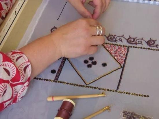 Un savoir-faire lorrain, prisé en haute couture, à l'inventaire national du patrimoine culturel immatériel