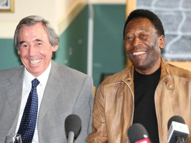 Le magnifique hommage de Pelé en mémoire de Banks