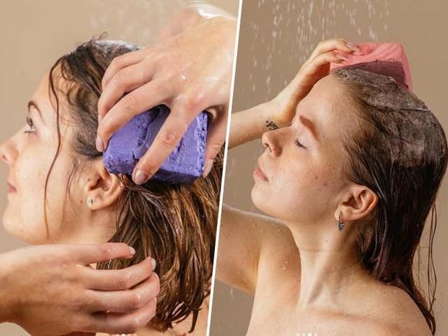 LUSH LABS : Café, Silica, Black Stuff... quel shampooing protéiné vegan est fait pour vous ?