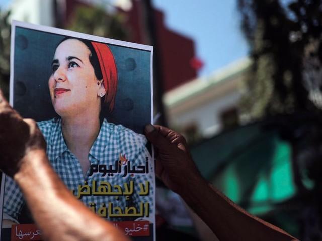 1 an de prison ferme pour Hajar Raissouni et son fiancé, 2 ans pour le médecin