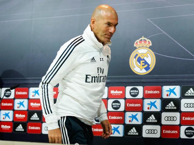 Esp: Hazard est choqué, même les indésirables adorent Zidane
