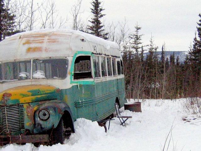 """""""Into the Wild"""": en Alaska, une randonneuse meurt en voulant rejoindre le bus du film"""
