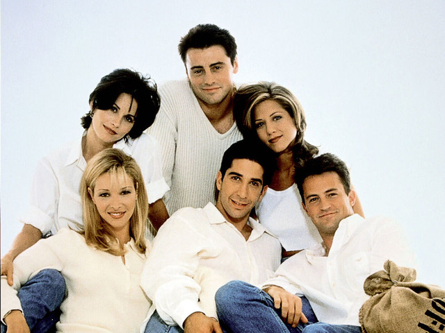 Friends: Courteney Cox, David Schwimmer, Lisa Kudrow... Ils célèbrent les 25 ans de la série