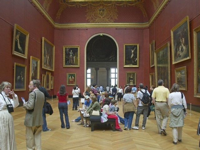 Le Louvre donne gratuitement accès à l'intégralité de ses collections en ligne