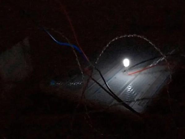 Cette technologie peut fournir de l'électricité grâce à l'obscurité