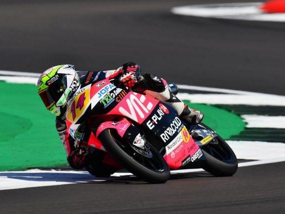 Moto - Moto3 - GBR - Moto3: Tony Arbolino en pole à Silverstone