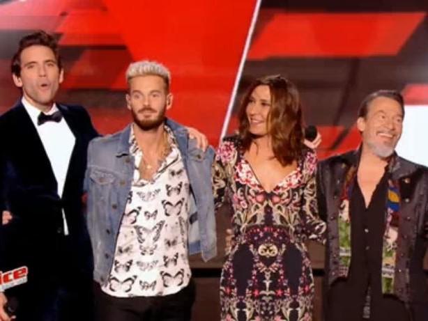 The Voice 2017 : entre Zazie, M Pokora, Mika et Florent Pagny rien ne va plus