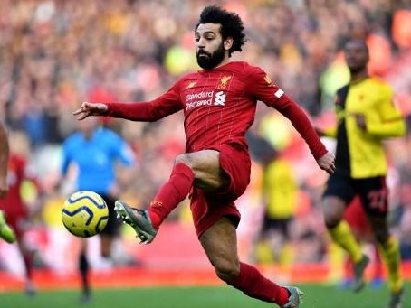 Doublé de Salah, 2 minutes de jeu et un assist pour Origi contre la lanterne rouge Watford