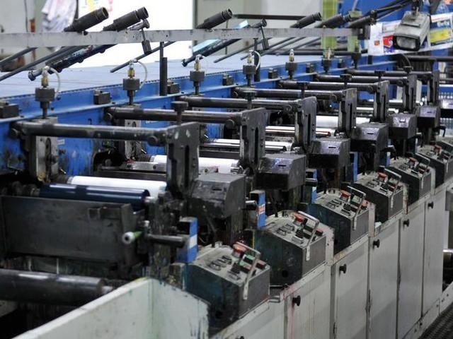 L'imprimerie Etanor de Tilinvest (59) sauvée de la liquidation