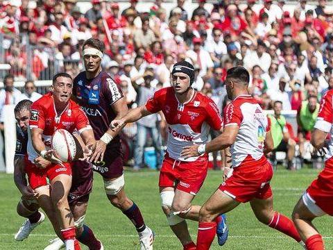 Challenge Européen: Biarritz délocalise ses matchs de coupe d'Europe à Villeneuve-d'Ascq