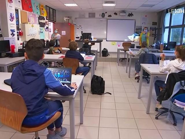 Dans les Hauts-de-Seine, le retour au collège ne concerne pas beaucoup d'élèves