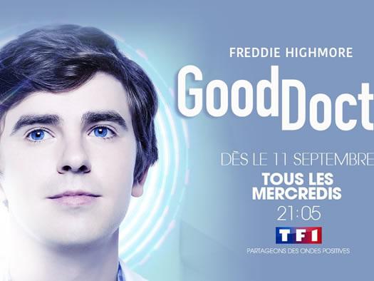 « Good Doctor » : la suite de la saison 2 inédite à partir du 11 septembre 2019 sur TF1