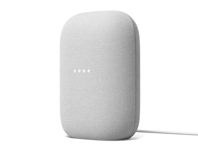 """Actualité : Bon plan – l'enceinte connectée Google Nest Audio """"4 étoiles"""" à 80€"""