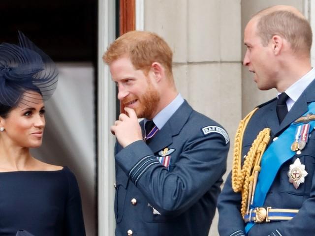 « Cette satanée femme »... Les mots très durs du prince William envers Meghan Markle